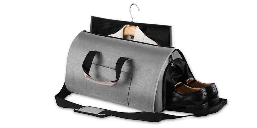 portatrajes amazon con bolsa para zapatos