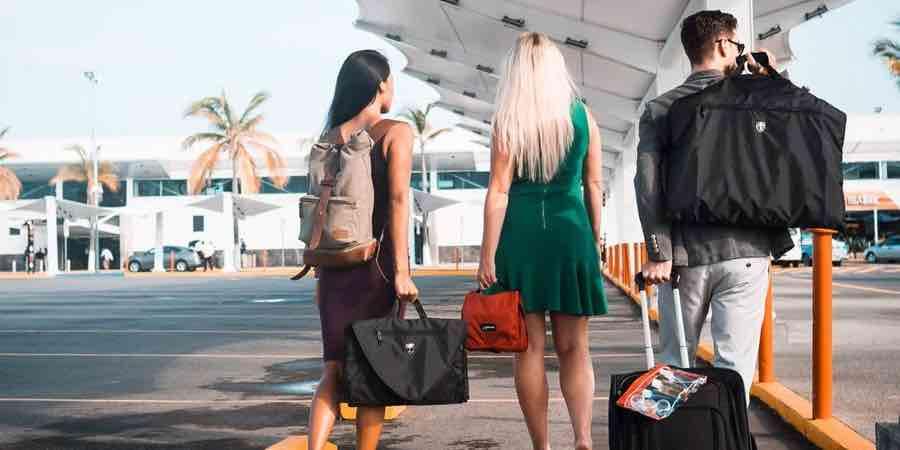 portatrajes avion, portatrajes para viajar